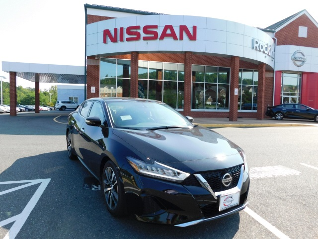 New 2019 Nissan Maxima 3.5 SL With Navigation