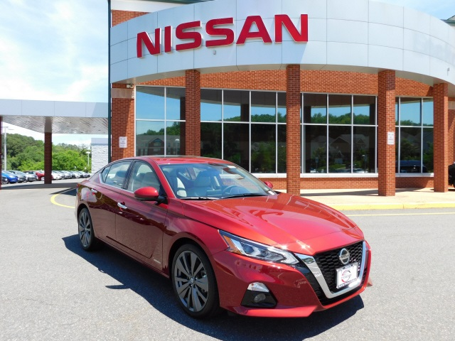 New 2019 Nissan Altima 2.0 Edition ONE With Navigation