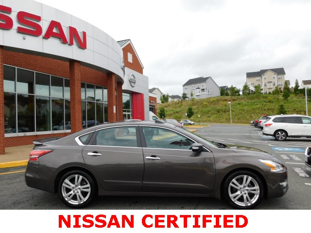 2015 Nissan Altima 3.5 Sl >> Pre Owned 2015 Nissan Altima 3 5 Sl With Navigation