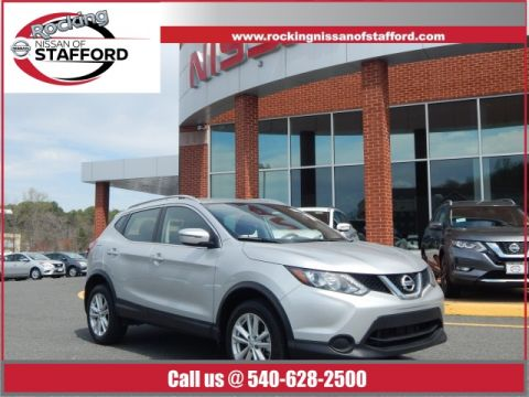 Certified Pre-Owned 2017 Nissan Rogue Sport SV