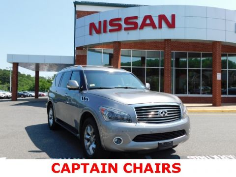 Pre-Owned 2014 INFINITI QX80 SUV
